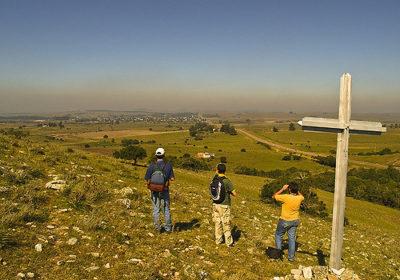 Red de ecoturismo comunitario y vivencial de la SFR YVY PORÁ, Valle y Sierras de Aiguá