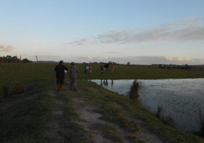Vecinos de Centurión por una oferta ecoturística en pos del empoderamiento local